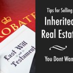 SELLING YOUR INHERITED DECATUR, CASCADE OR COLLIER HEIGHTS HOME