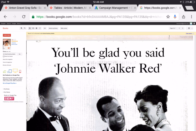 Johnny Walker Red